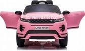 Land Rover, Range Rover Evoque, 12 volt kinder accu voertuig   Elektrische Kinderauto   Met afstandsbediening