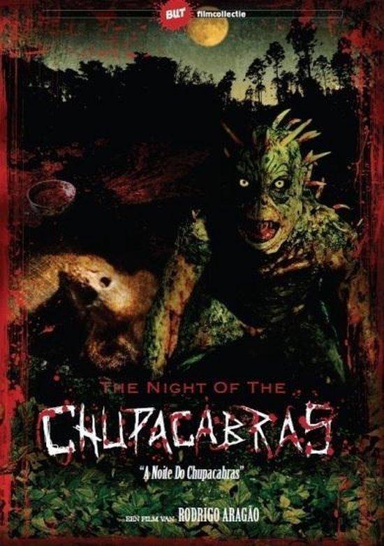 Cover van de film 'Night Of The Chupacabras'
