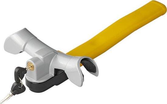 Pro Plus Stuurslot - overige interne accessoires - geel
