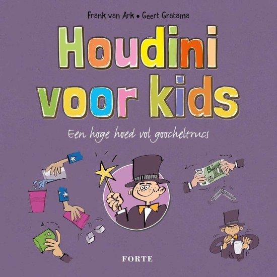 Houdini voor kids - Frank van Ark | Readingchampions.org.uk