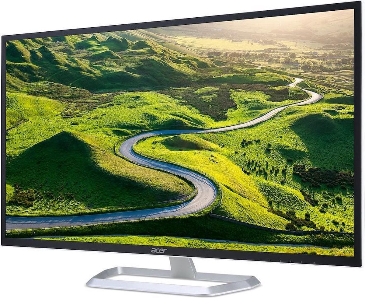 Acer EB321HQUCbidpx LED display 80 cm (31.5'') Wide Quad HD Flat Glans Wit kopen
