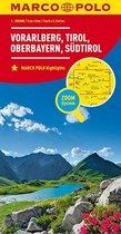 Marco Polo Vorarlberg - Tirol - Hoog-Beieren - Zuid-Tirol