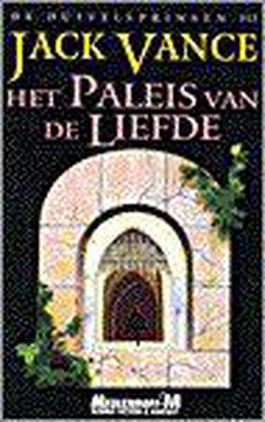 Meulenhoff-m het paleis van de liefde - J. Vance  