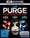 The Purge Trilogy (Ultra HD Blu-ray & Blu-ray)