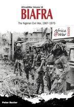 Boek cover Biafra van Peter Baxter