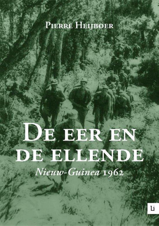 Cover van het boek 'De Eer En De Ellende'