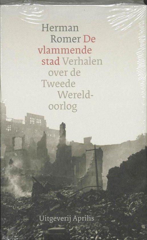 De Vlammende Stad - Herman Romer |
