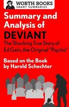 Omslag Summary and Analysis of Deviant: The Shocking True Story of Ed Gein, the Original Psycho