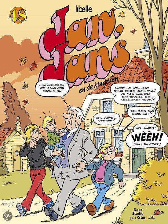 Jan Jans en de kinderen / 48 - Jan Kruis |