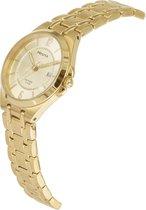 Prisma Dames Effort horloge P.1262  - Goudkleurig