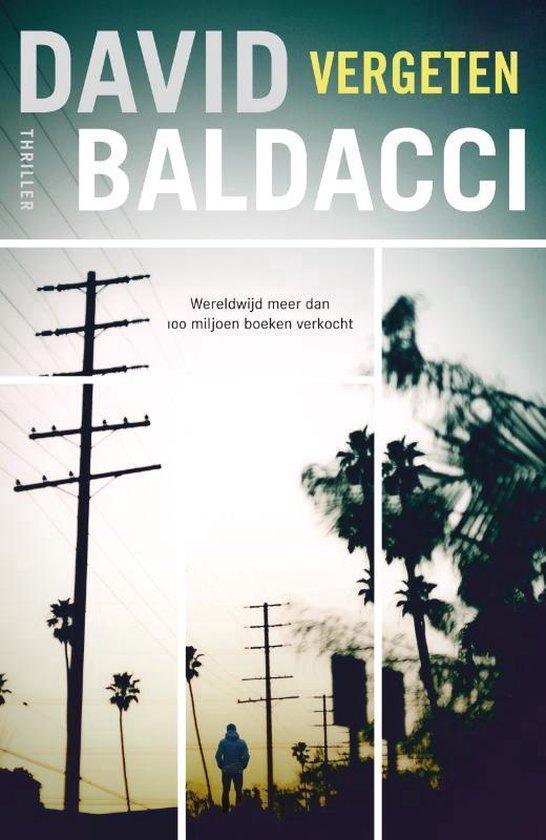 Boek cover John Puller 2 - Vergeten van David Baldacci