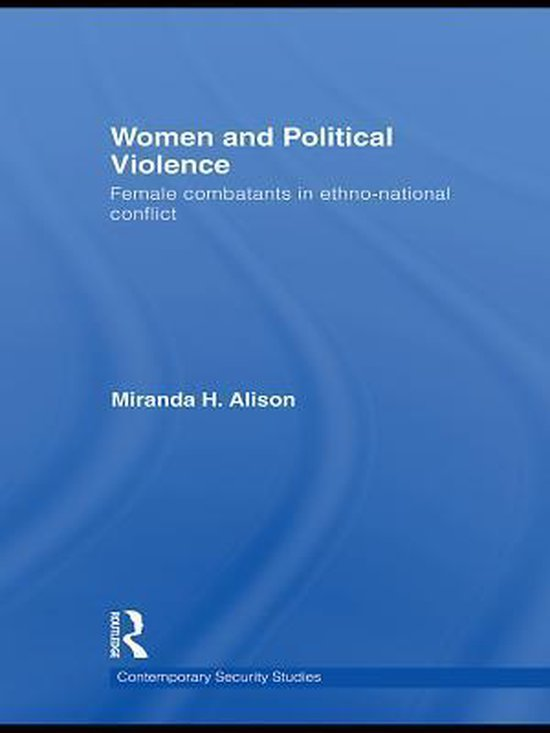 Women and Political Violence