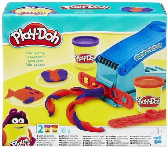 Play-Doh Pretfabriek & Pers - Klei Speelset
