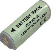 PATONA Battery f. Canon NB-9L Digital IXUS 1000 1000HS 1100HS