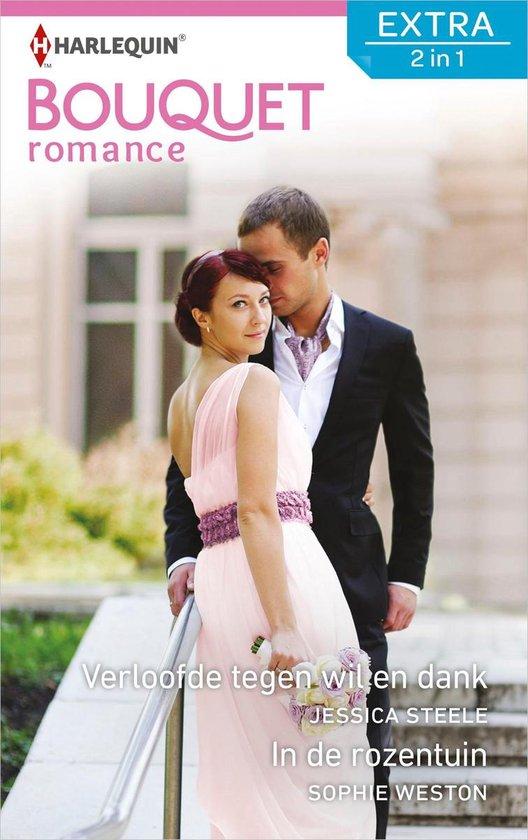 Bouquet Extra 520 - Verloofde tegen wil en dank ; In de rozentuin - Jessica Steele |