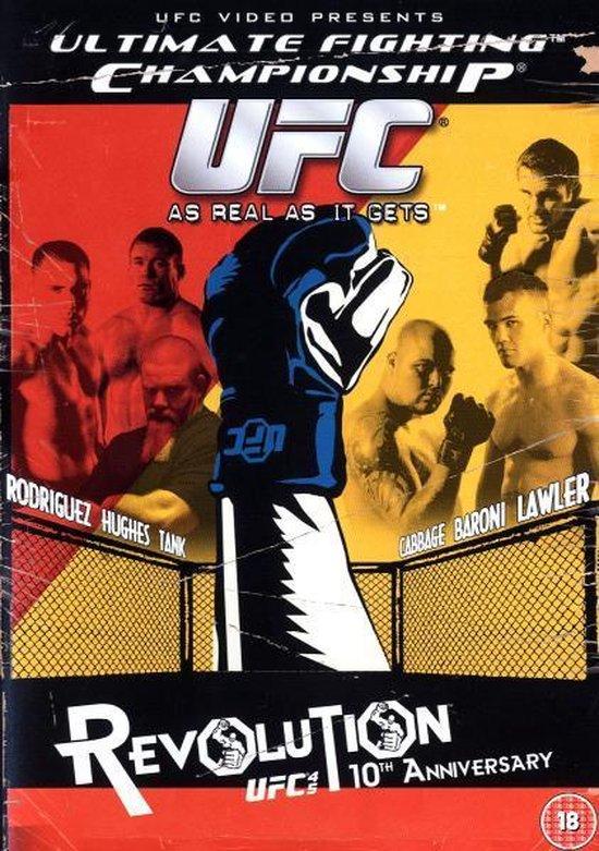 Cover van de film 'UFC 45'
