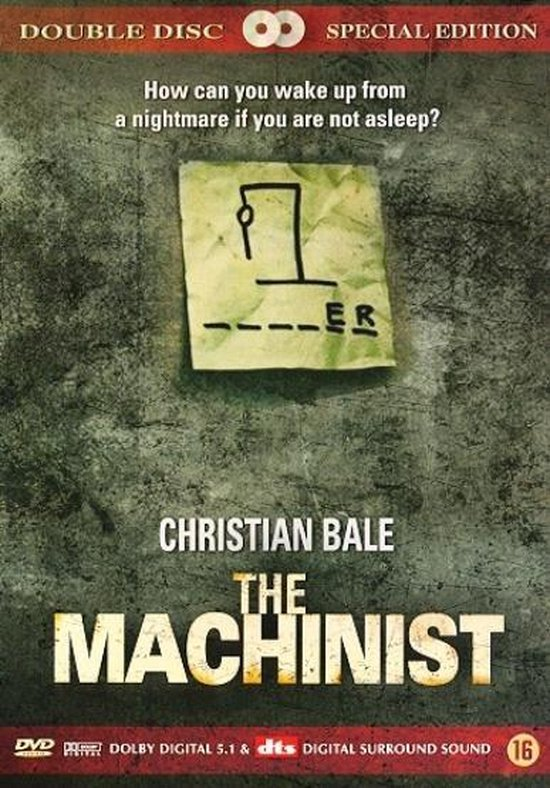 Cover van de film 'The Machinist'