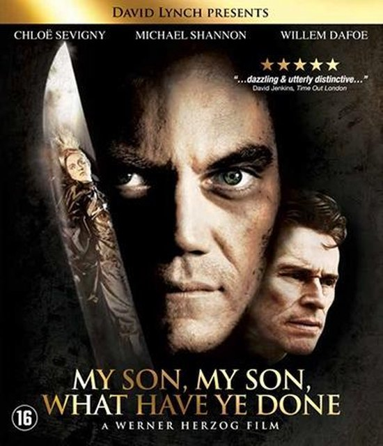 Cover van de film 'My Son My Son What Have Ye Done'