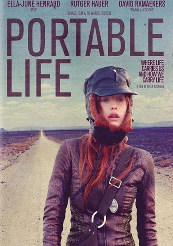Cover van de film 'Portable Life'