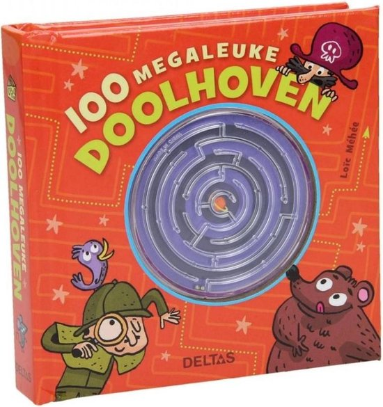 Afbeelding van het spel 100 megaleuke doolhoven