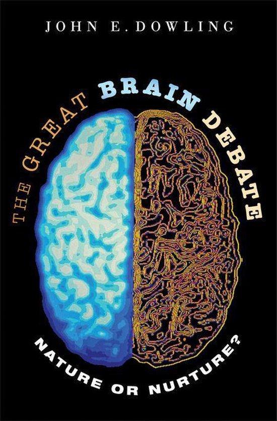Boek cover The Great Brain Debate van John E. Dowling (Onbekend)