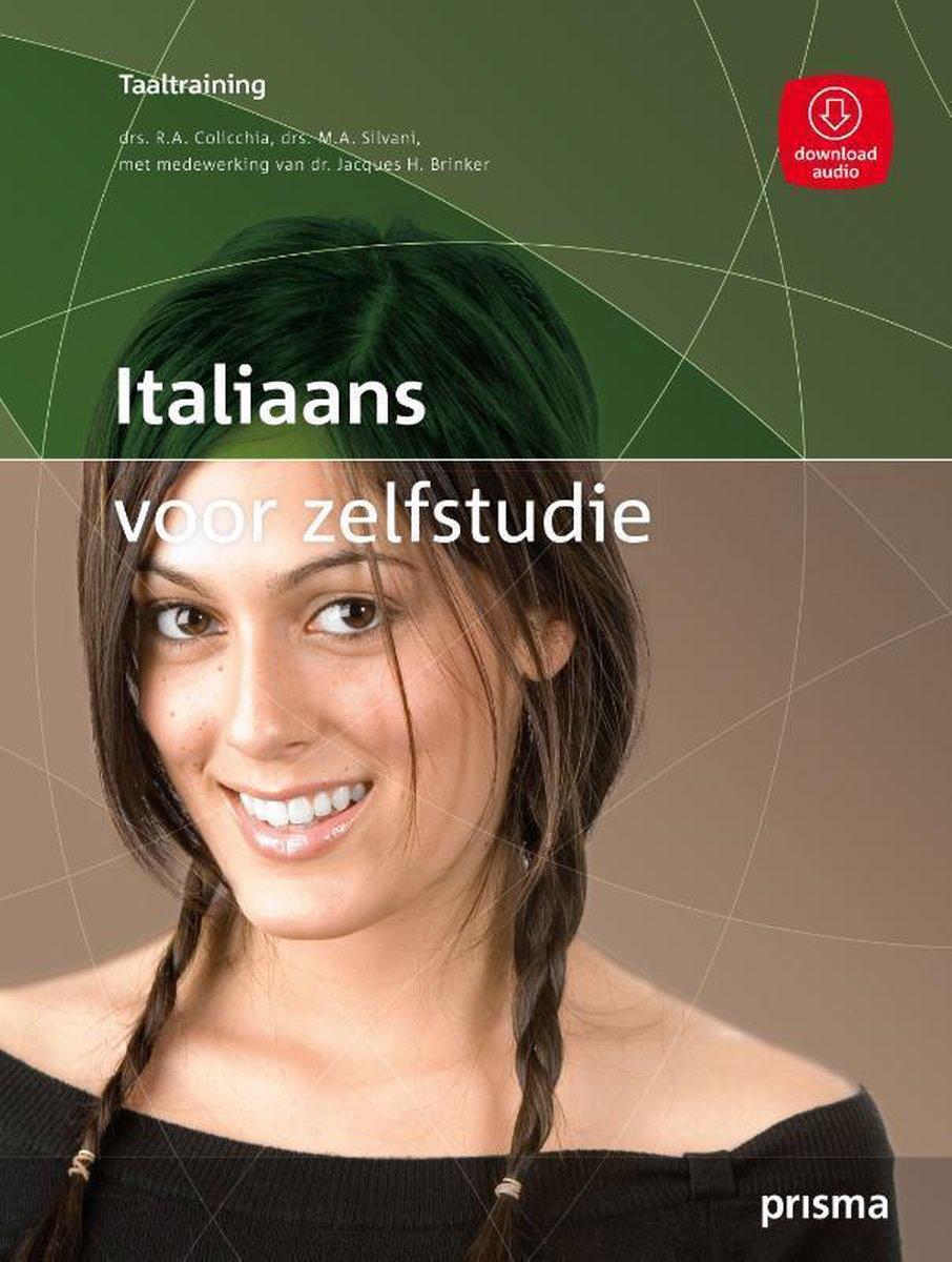 Italiaans voor zelfstudie - Prisma Taalcursus
