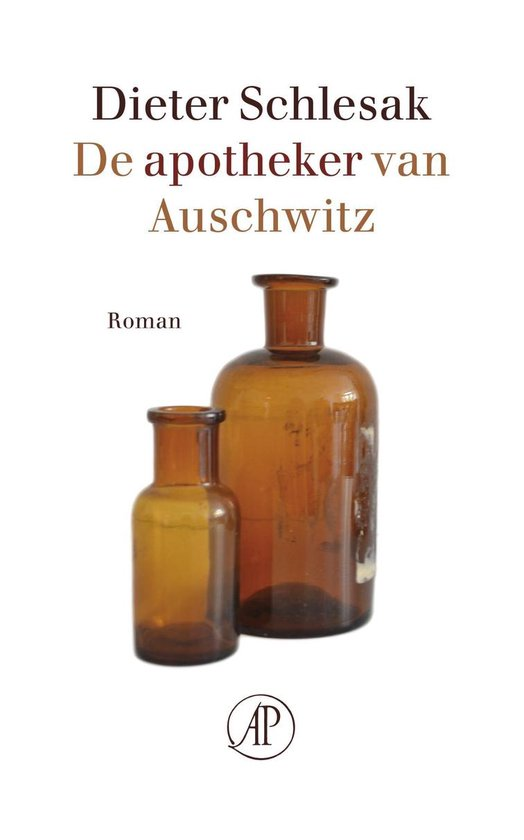 De apotheker van Auschwitz - Dieter Schlesak |