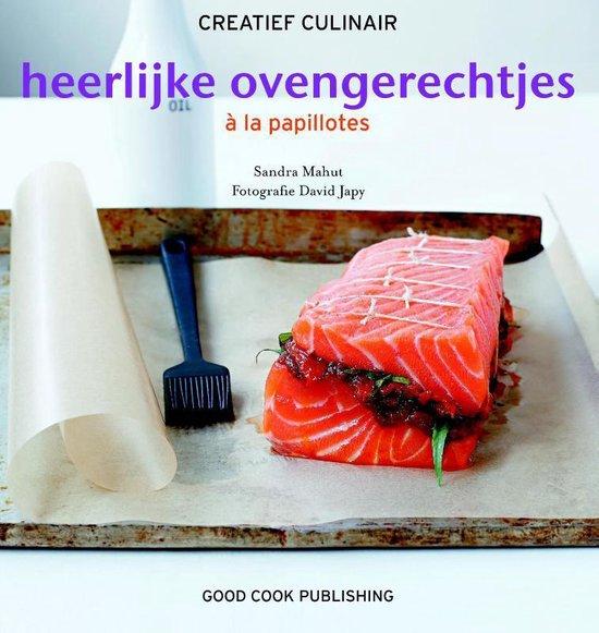 Cover van het boek 'Heerlijke ovengerechtjes a la Papilottes met Kook-kit'