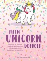 Afbeelding van Mijn unicorn-doeboek