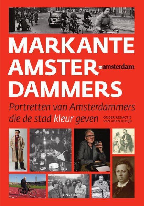 Markante Amsterdammers - Koen Kleijn |