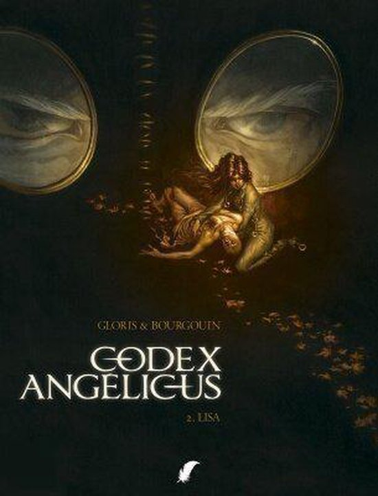 Codex angelicus 002 Lisa - Mikaël Bourgouin |