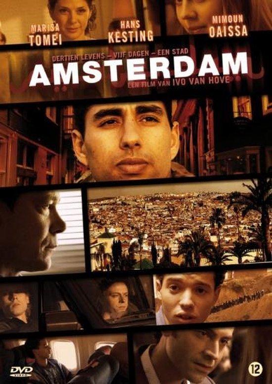 Cover van de film 'Amsterdam'