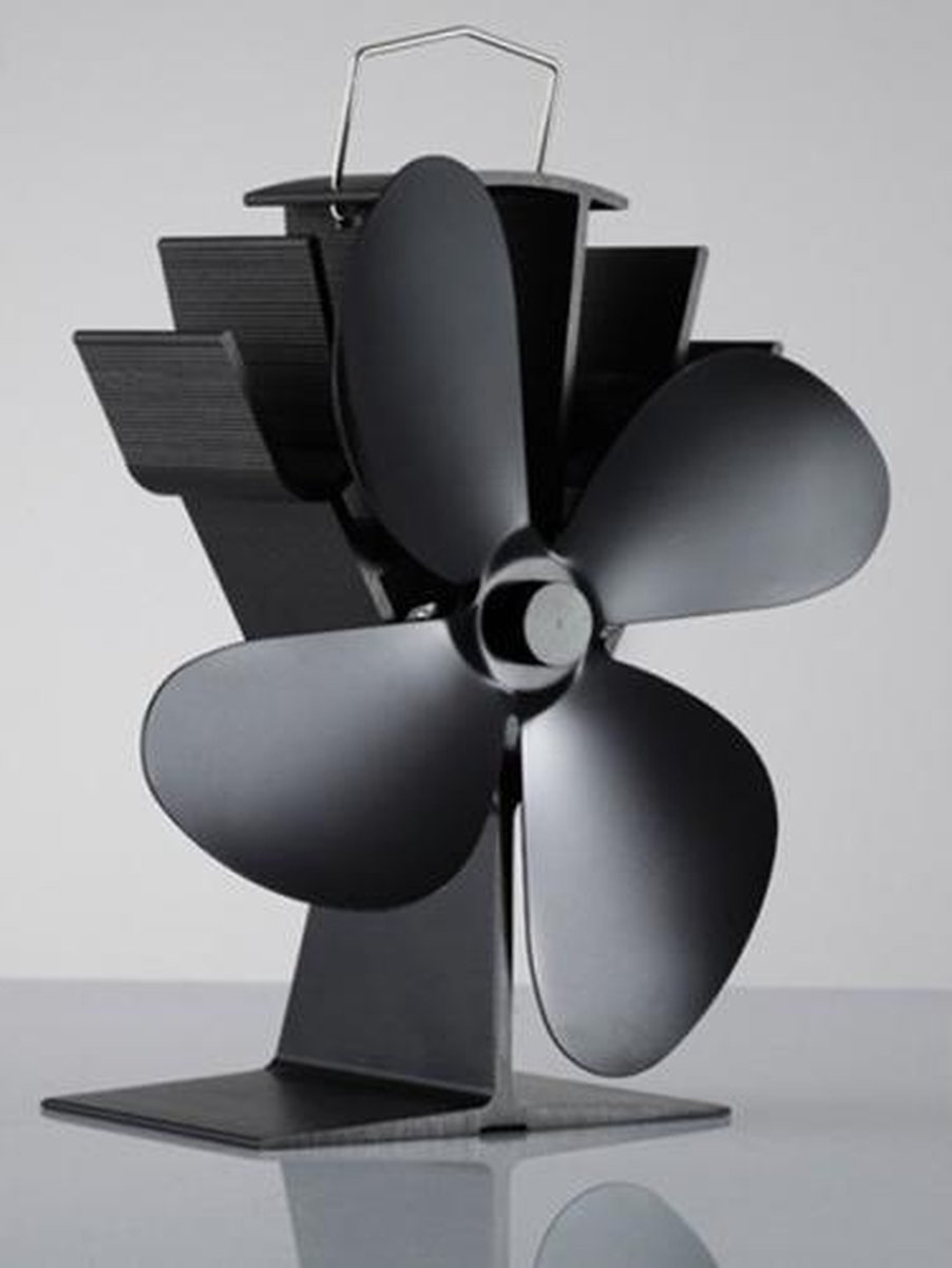 Ecofan Houtkachel Ventilator - Merkloos