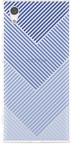 Sony Xperia XA1 Hoesje Art Lines