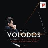 Schubert: Piano Sonata D959/Minuets D334, D335, D6