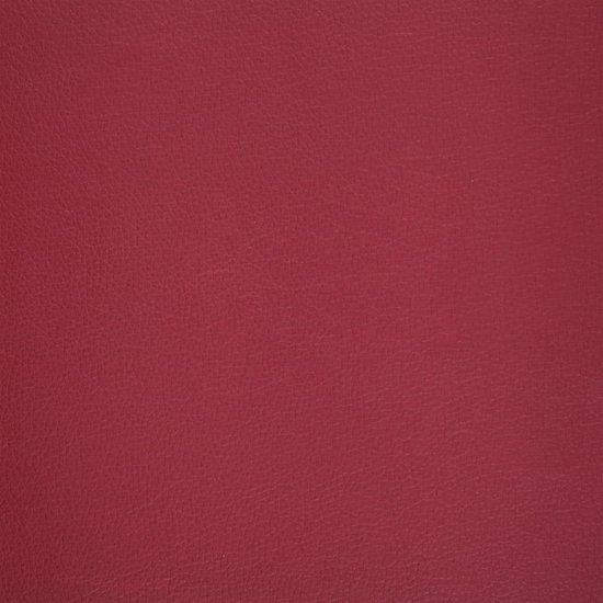 vidaXL Bankje 139,5 cm kunstleer wijnrood