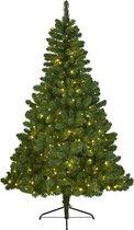 Everlands Imperial Pine Kunstkerstboom - 120 cm hoog - verlichting met twinkel functie