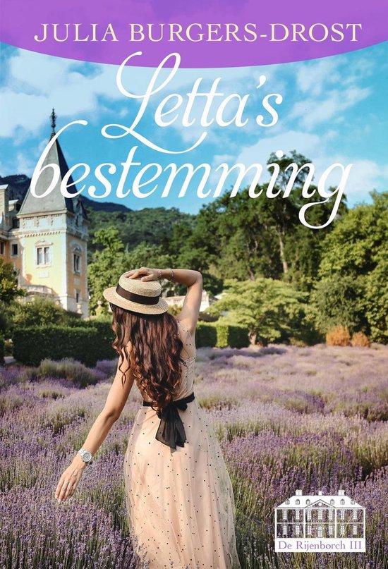 De Rijenborch 3 - Letta's bestemming - Julia Burgers-Drost pdf epub