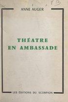 Théâtre en ambassade