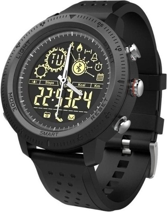 Parya Official - Tactical Militaire Smartwatch - Horloge