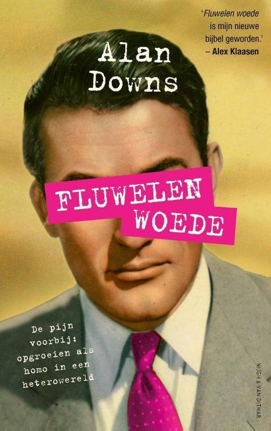 Fluwelen woede - Alan Downs |