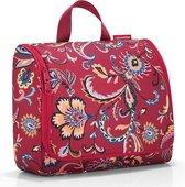 Reisenthel Toiletbag XL Ophangbare Toilettas 4L - Paisley Ruby