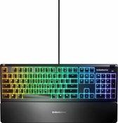 SteelSeries Apex 3 RGB Membraan Gaming Toetenbord - Qwerty - Zwart