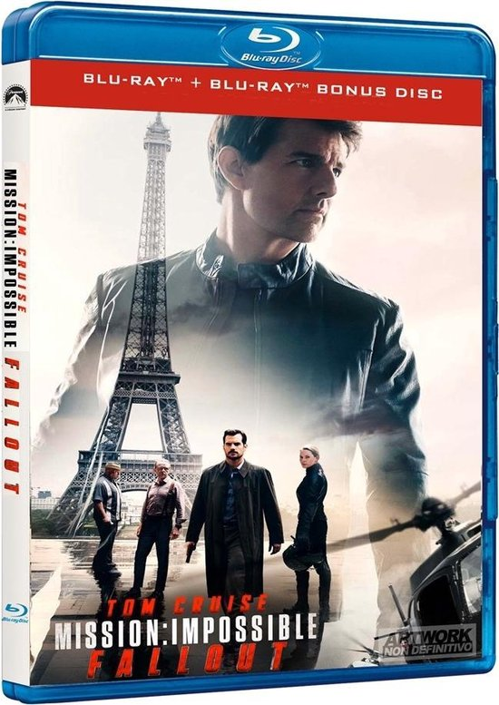 laFeltrinelli Mission Impossible - Fallout Blu-ray