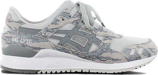 Asics Tiger Gel-Lyte III x Atmos Solebox - LIMITED EDITION - 1191A076-020 Heren Sneaker Sportschoenen Schoenen Grijs - Maat EU 44.5 UK 9.5