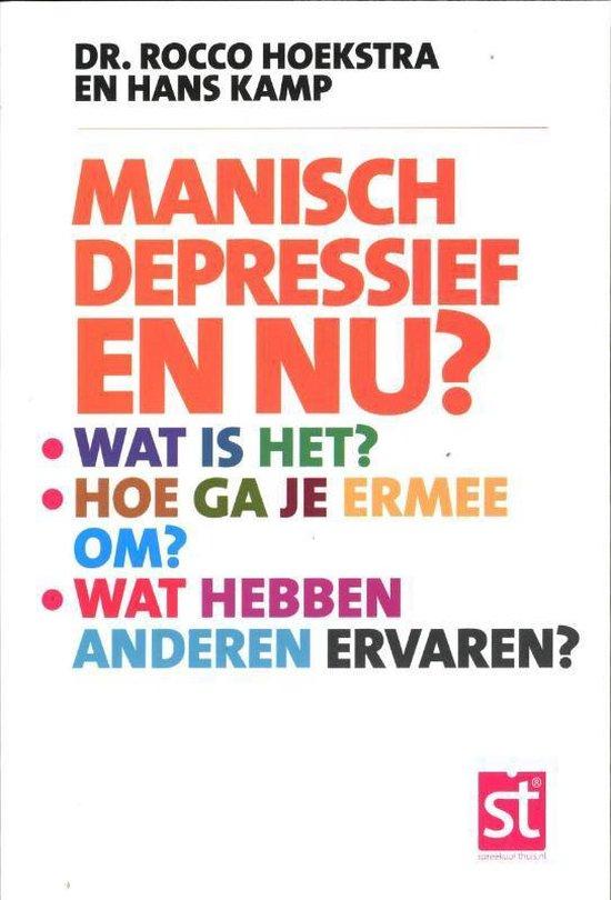 Manisch depressief en nu? - Rocco Hoekstra |