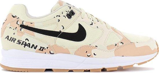 Nike Air Span II PRM Premium - Desert Camo - Heren Sneakers Sportschoenen Schoenen AO1546-200 - Maat EU 42.5 US 9