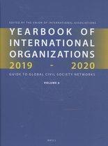 Yearbook of International Organizations 2019-2020, Volume 6