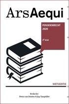 Ars Aequi Wetseditie  -   Pensioenrecht 2020