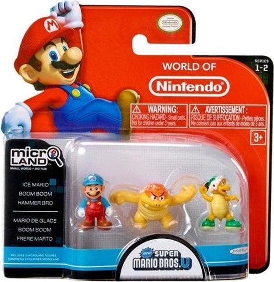 Db-Line Micro Figures Nintendo Assort. Serie 2 - B-Line